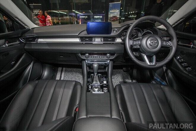Mazda6 2018 xuất hiện tại Malaysia - đối thủ của Toyota Camry - Hình 5