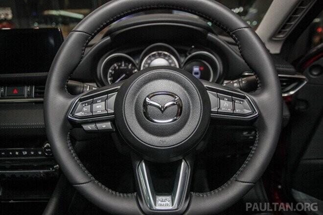 Mazda6 2018 xuất hiện tại Malaysia - đối thủ của Toyota Camry - Hình 6