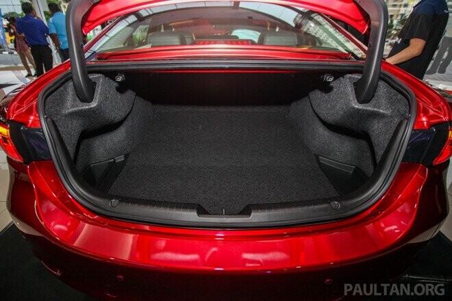 Mazda6 2018 xuất hiện tại Malaysia - đối thủ của Toyota Camry - Hình 9