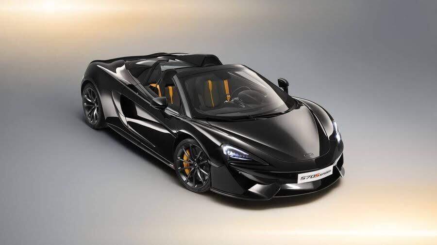 McLaren công bố chiếc 570S Spider Design Edition được cá nhân hóa đặc biệt - Hình 1
