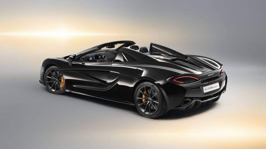 McLaren công bố chiếc 570S Spider Design Edition được cá nhân hóa đặc biệt - Hình 2