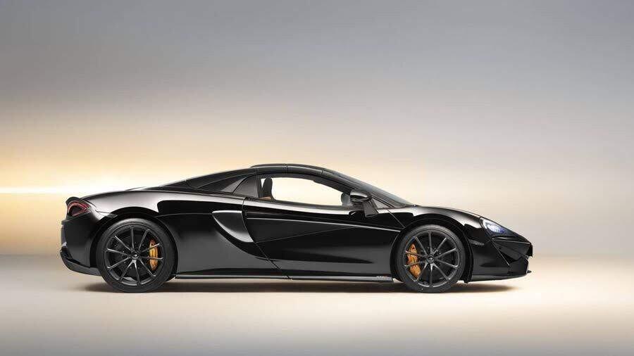 McLaren công bố chiếc 570S Spider Design Edition được cá nhân hóa đặc biệt - Hình 3