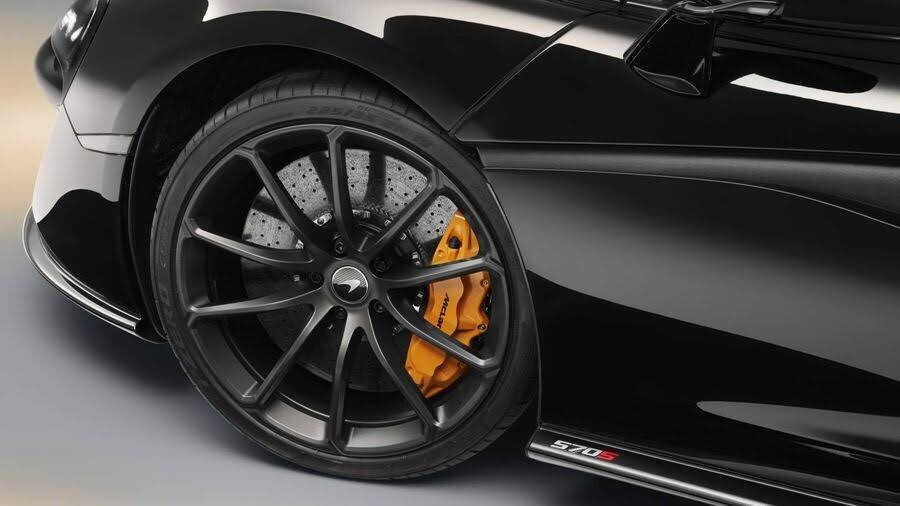 McLaren công bố chiếc 570S Spider Design Edition được cá nhân hóa đặc biệt - Hình 5