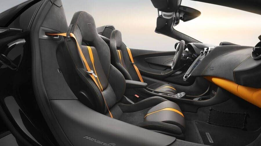 McLaren công bố chiếc 570S Spider Design Edition được cá nhân hóa đặc biệt - Hình 6