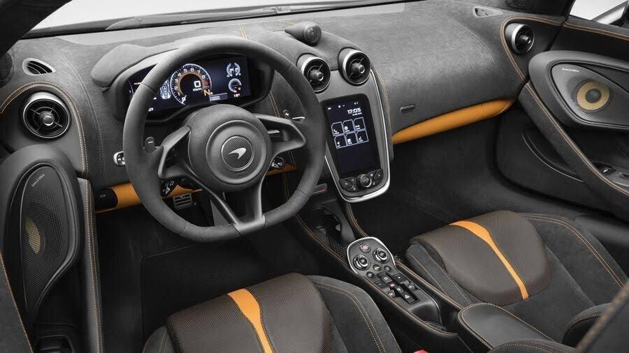 McLaren công bố chiếc 570S Spider Design Edition được cá nhân hóa đặc biệt - Hình 7