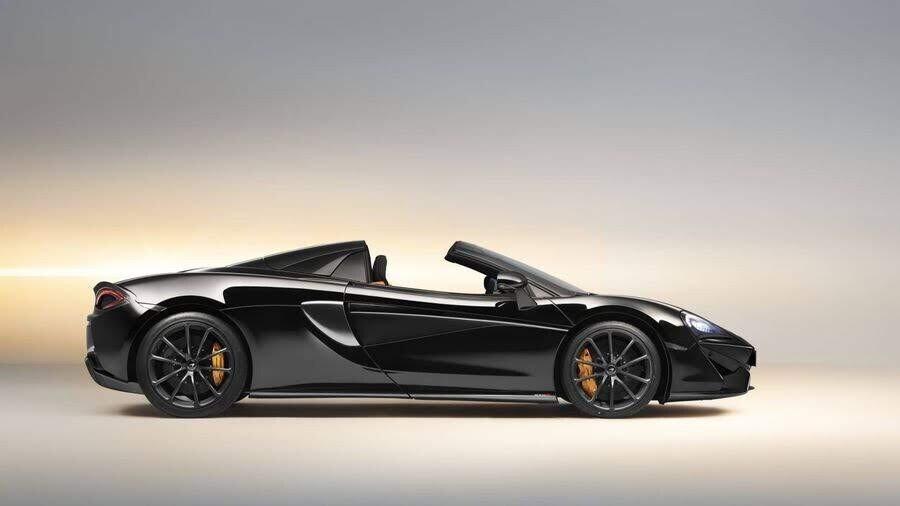 McLaren công bố chiếc 570S Spider Design Edition được cá nhân hóa đặc biệt - Hình 8