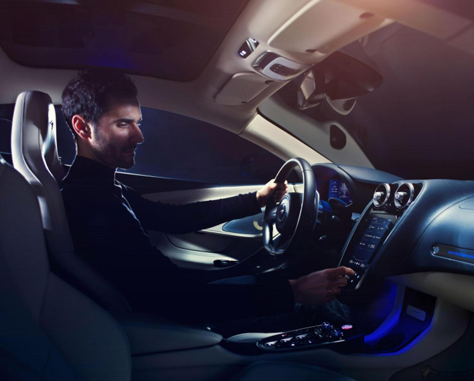 McLaren giới thiệu siêu xe GT 2020 hoàn toàn mới: Động cơ mạnh mẽ và cabin thoải mái - Hình 12