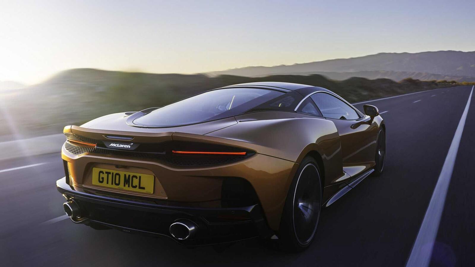 McLaren giới thiệu siêu xe GT 2020 hoàn toàn mới: Động cơ mạnh mẽ và cabin thoải mái - Hình 13