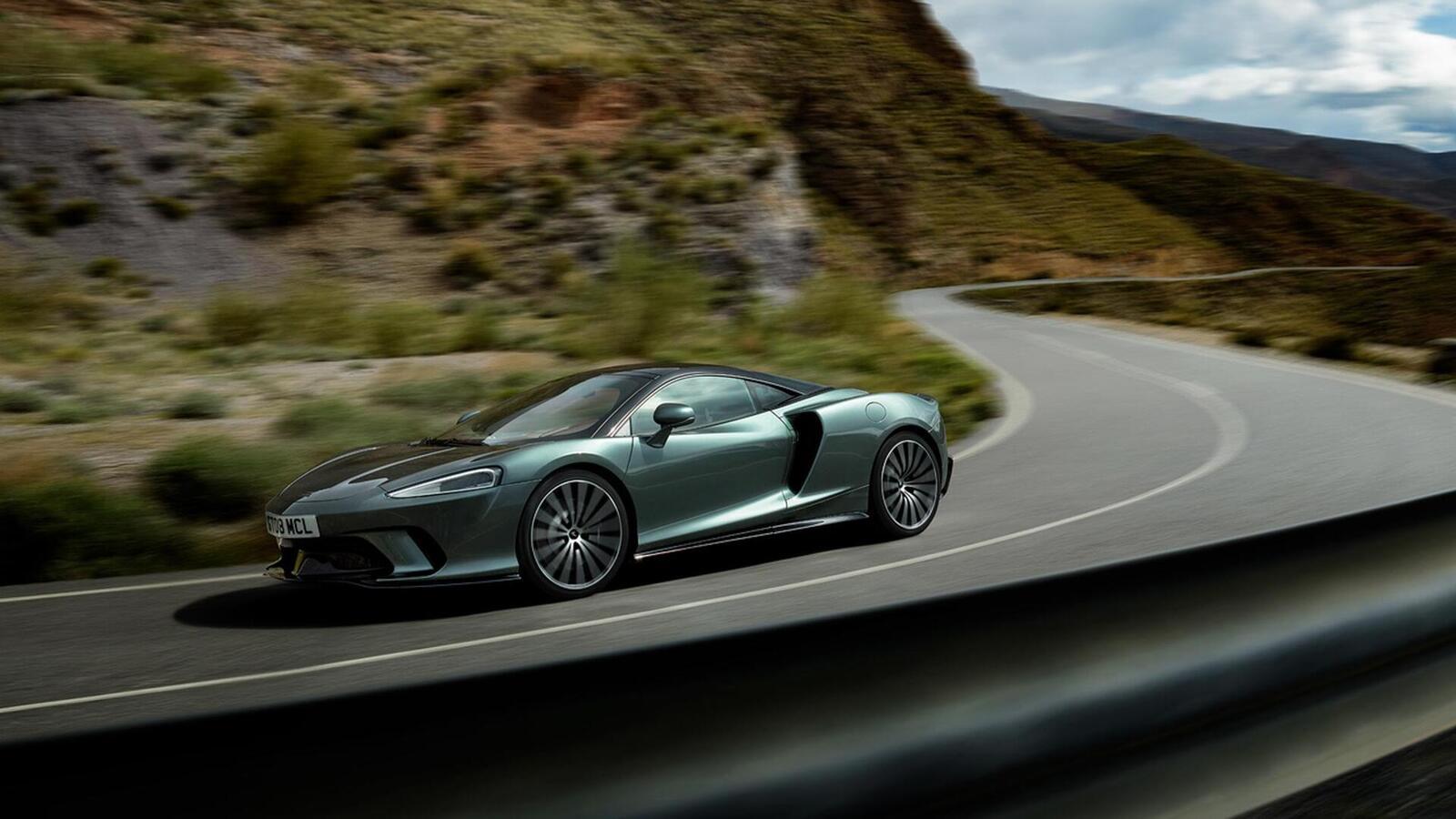 McLaren giới thiệu siêu xe GT 2020 hoàn toàn mới: Động cơ mạnh mẽ và cabin thoải mái - Hình 15