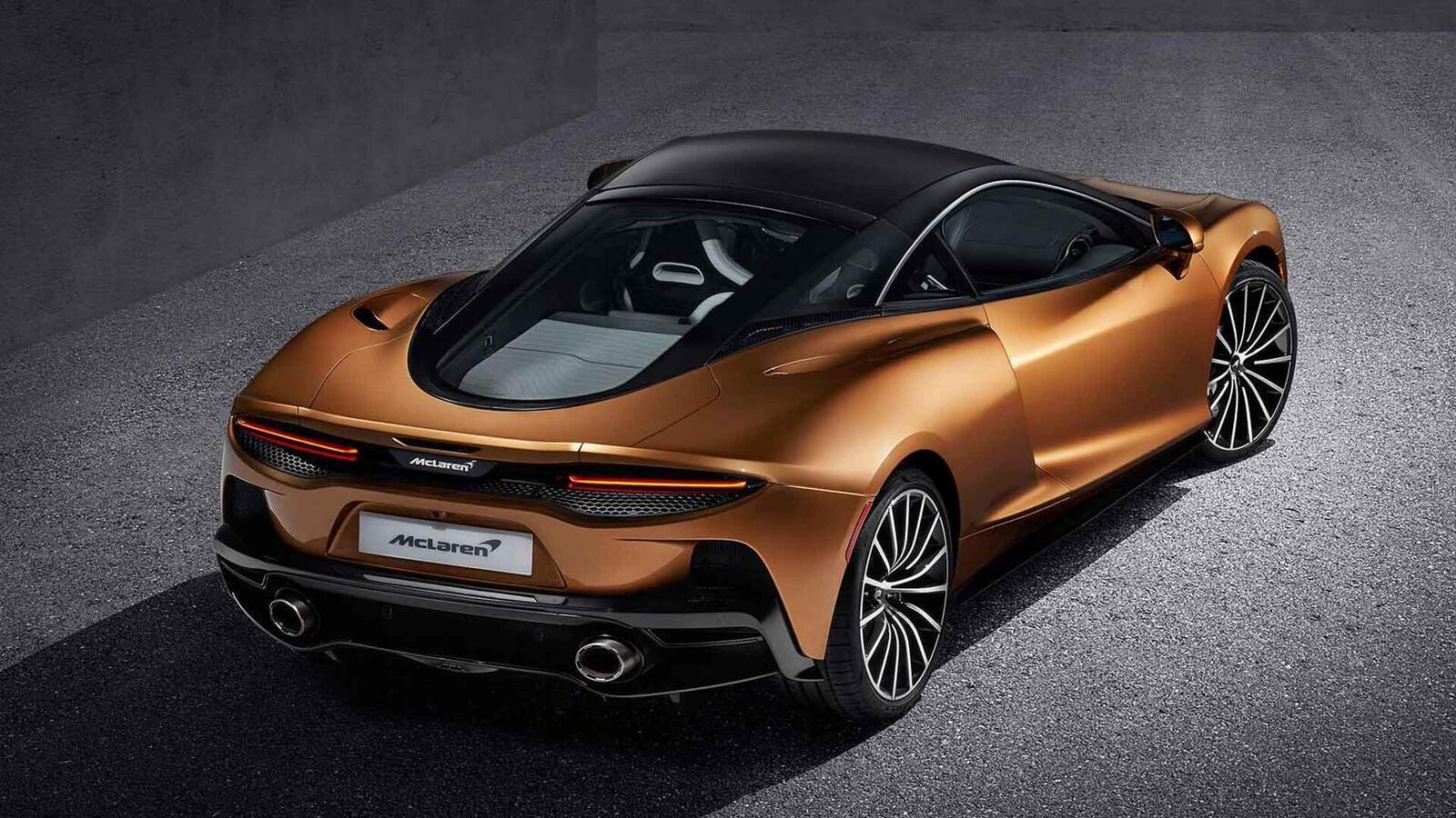 McLaren giới thiệu siêu xe GT 2020 hoàn toàn mới: Động cơ mạnh mẽ và cabin thoải mái - Hình 3