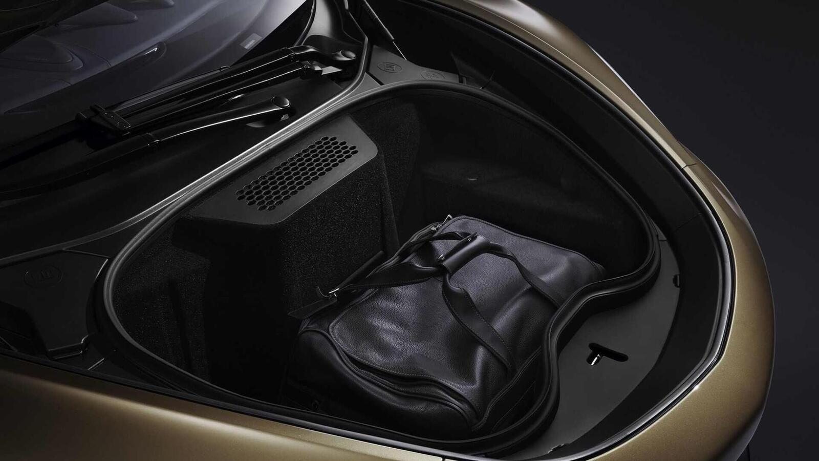 McLaren giới thiệu siêu xe GT 2020 hoàn toàn mới: Động cơ mạnh mẽ và cabin thoải mái - Hình 5