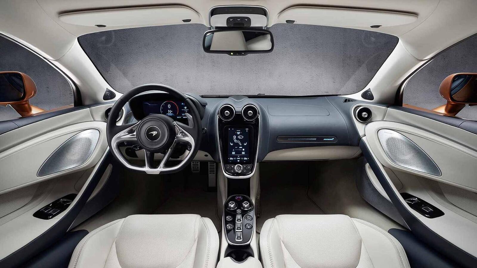 McLaren giới thiệu siêu xe GT 2020 hoàn toàn mới: Động cơ mạnh mẽ và cabin thoải mái - Hình 7