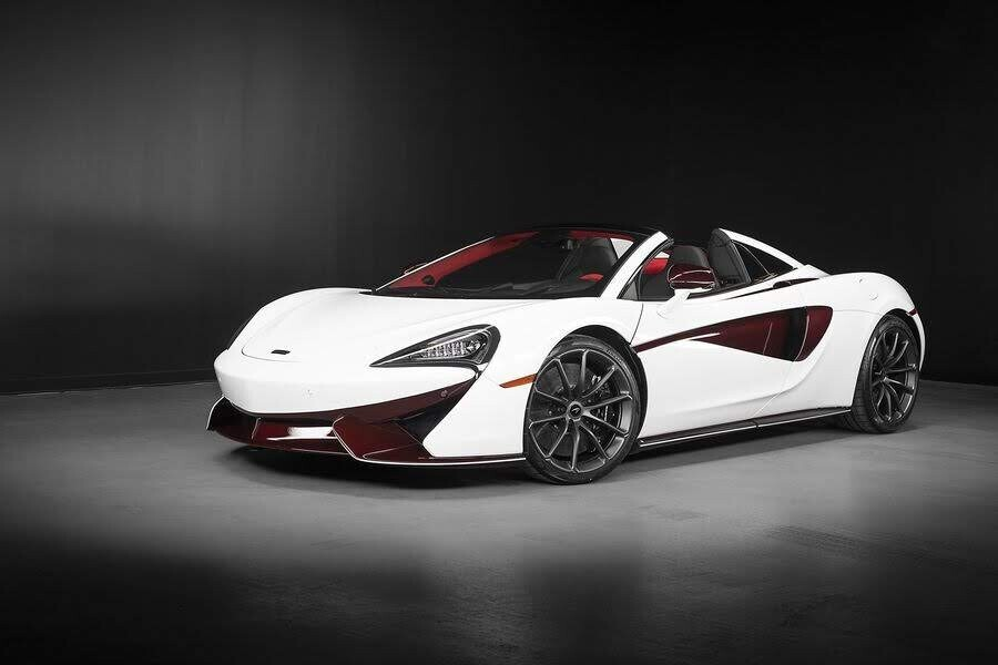 McLaren ra mắt phiên bản 570S Spider Limited Edition - Hình 1