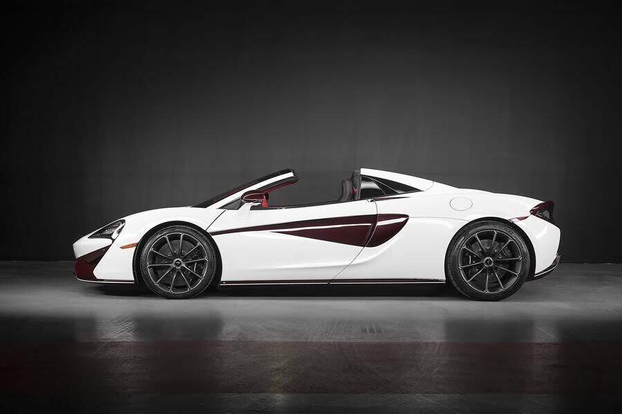 McLaren ra mắt phiên bản 570S Spider Limited Edition - Hình 2