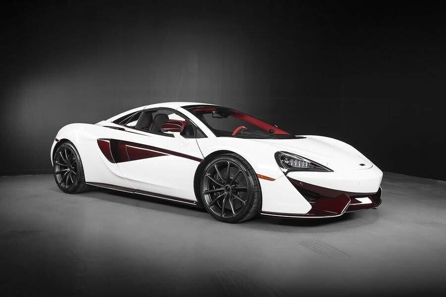 McLaren ra mắt phiên bản 570S Spider Limited Edition - Hình 3
