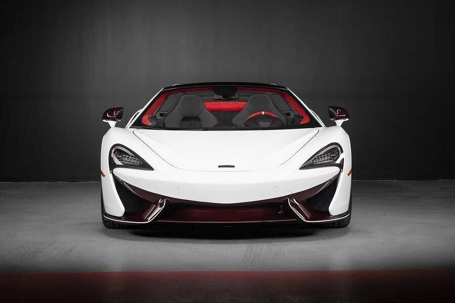 McLaren ra mắt phiên bản 570S Spider Limited Edition - Hình 4