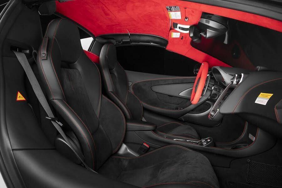 McLaren ra mắt phiên bản 570S Spider Limited Edition - Hình 6