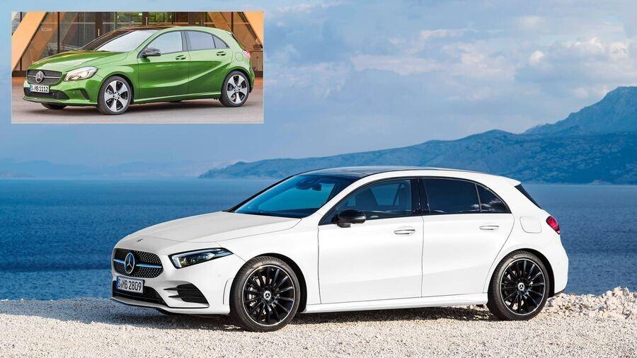 Mercedes A-Class 2019 chính thức trình làng với nhiều công nghệ cao từ S-Class - Hình 1