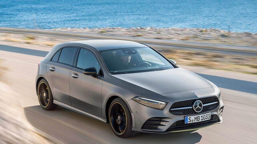 Mercedes A-Class 2019 chính thức trình làng với nhiều công nghệ cao từ S-Class - Hình 3