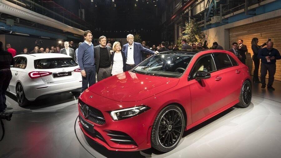 Mercedes A-Class 2019 chính thức trình làng với nhiều công nghệ cao từ S-Class - Hình 4