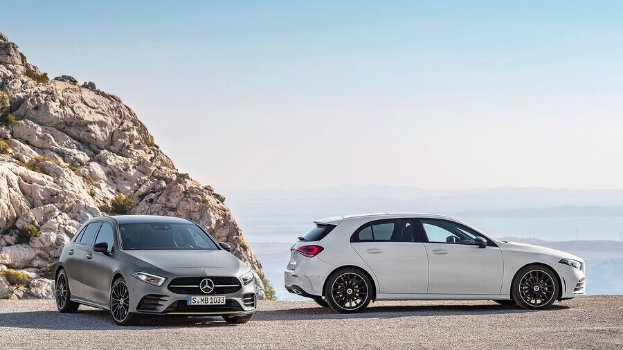 Mercedes A-Class 2019 chính thức trình làng với nhiều công nghệ cao từ S-Class - Hình 5