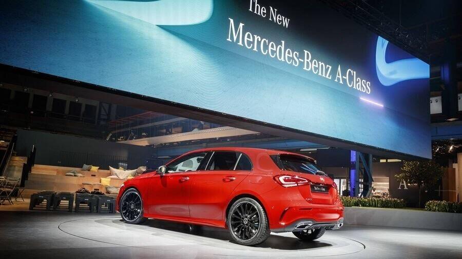 Mercedes A-Class 2019 chính thức trình làng với nhiều công nghệ cao từ S-Class - Hình 6