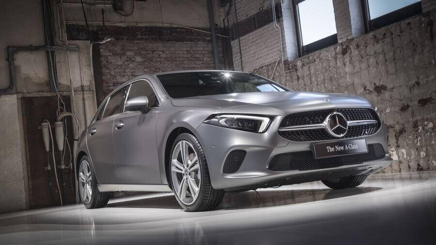 Mercedes A-Class 2019 chính thức trình làng với nhiều công nghệ cao từ S-Class - Hình 7
