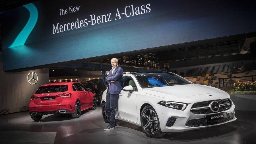 Mercedes A-Class 2019 chính thức trình làng với nhiều công nghệ cao từ S-Class - Hình 8