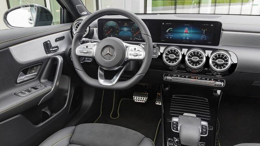 Mercedes A-Class 2019 chính thức trình làng với nhiều công nghệ cao từ S-Class - Hình 9
