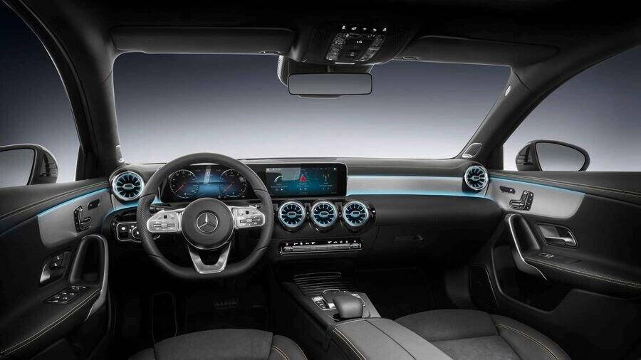 Mercedes A-Class 2019 chính thức trình làng với nhiều công nghệ cao từ S-Class - Hình 10