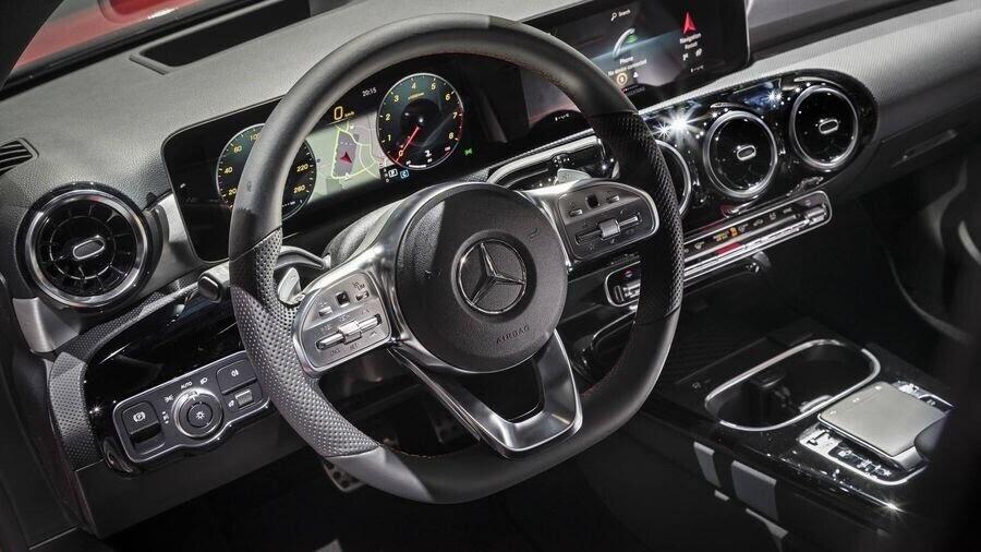 Mercedes A-Class 2019 chính thức trình làng với nhiều công nghệ cao từ S-Class - Hình 11