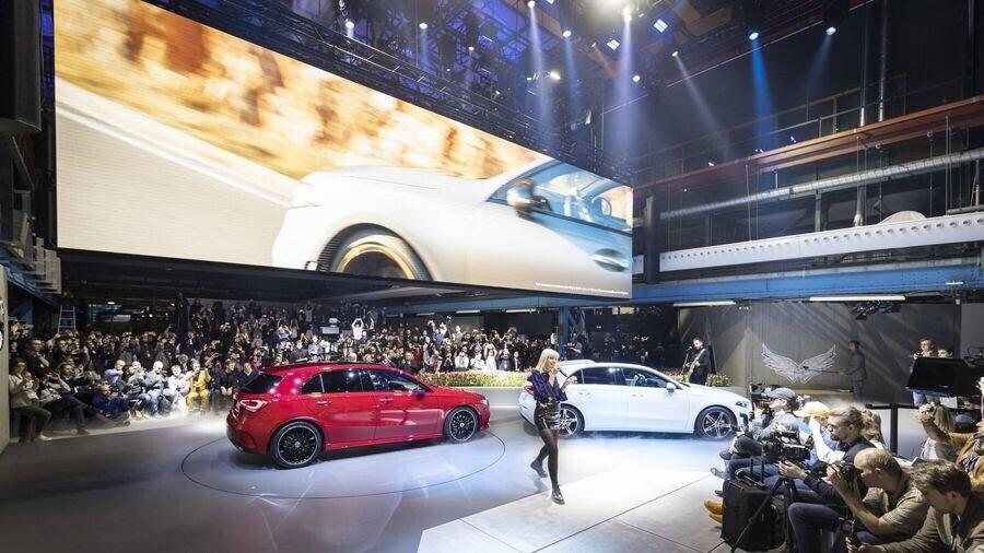 Mercedes A-Class 2019 chính thức trình làng với nhiều công nghệ cao từ S-Class - Hình 13