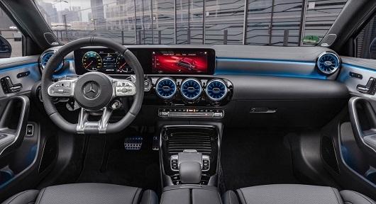 Mercedes-AMG A 35 4MATIC Sedan