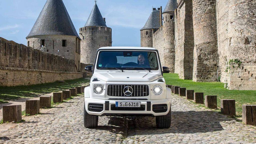 Mercedes-AMG G63 2019 - Chiếc xe off-road đáng mơ ước nhất - Hình 1
