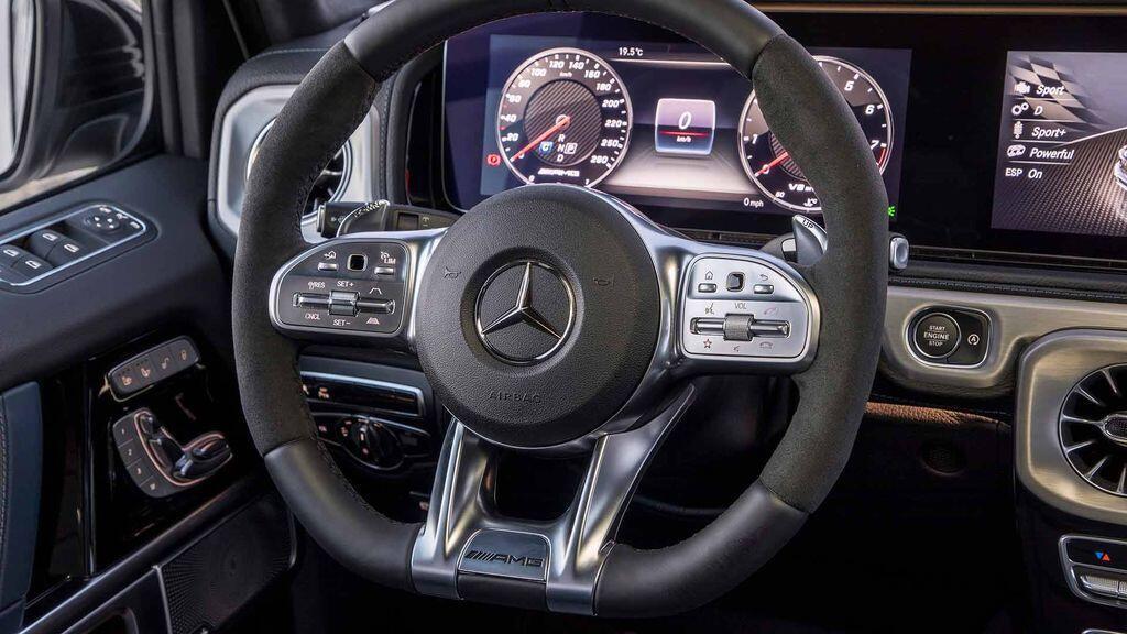 Mercedes-AMG G63 2019 - Chiếc xe off-road đáng mơ ước nhất - Hình 7