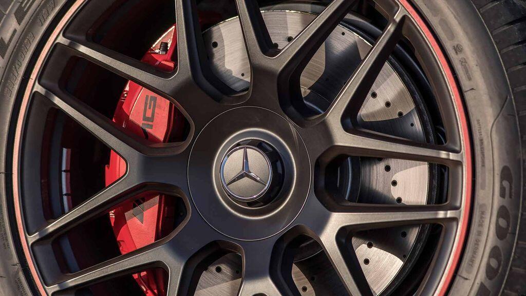 Mercedes-AMG G63 2019 - Chiếc xe off-road đáng mơ ước nhất - Hình 10