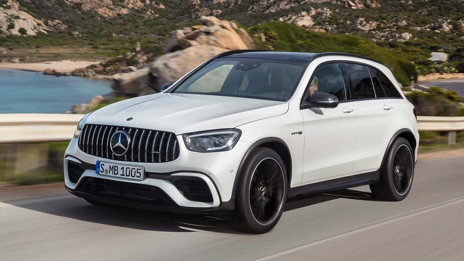 Mercedes-AMG giới thiệu GLC và GLC Coupe 63 mới lắp động cơ V8 4.0L Biturbo mạnh hơn 460 mã lực - Hình 1