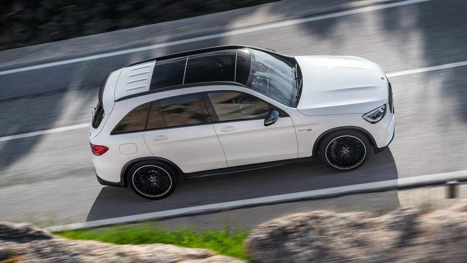 Mercedes-AMG giới thiệu GLC và GLC Coupe 63 mới lắp động cơ V8 4.0L Biturbo mạnh hơn 460 mã lực - Hình 13