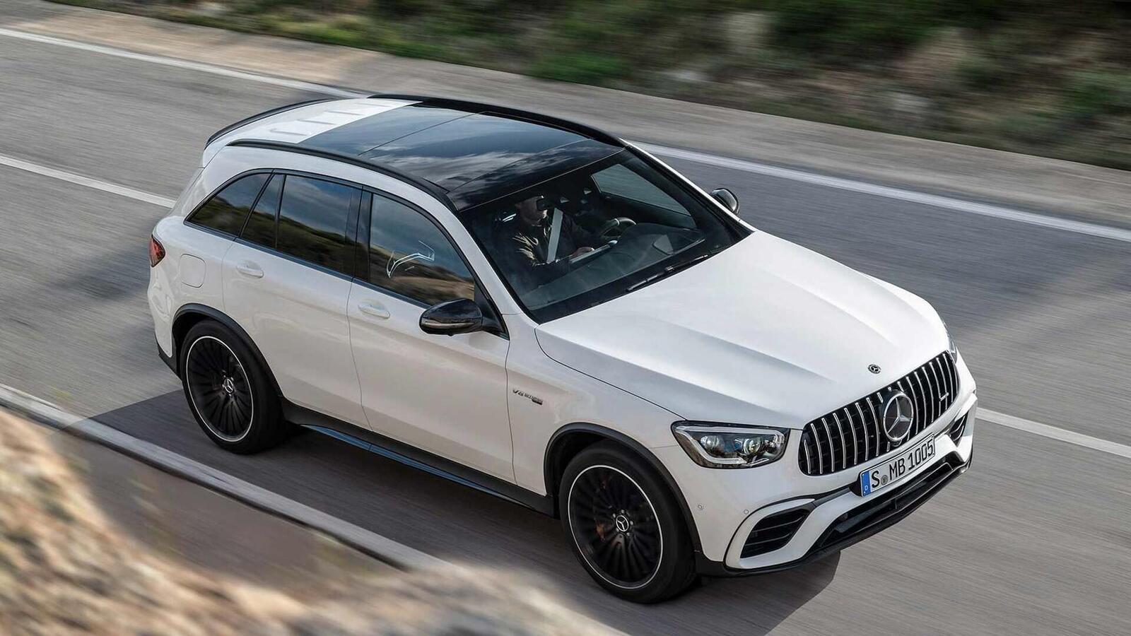 Mercedes-AMG giới thiệu GLC và GLC Coupe 63 mới lắp động cơ V8 4.0L Biturbo mạnh hơn 460 mã lực - Hình 15