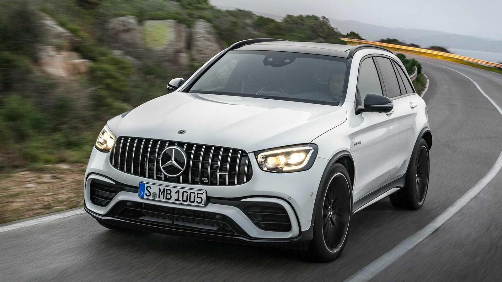 Mercedes-AMG giới thiệu GLC và GLC Coupe 63 mới lắp động cơ V8 4.0L Biturbo mạnh hơn 460 mã lực - Hình 17