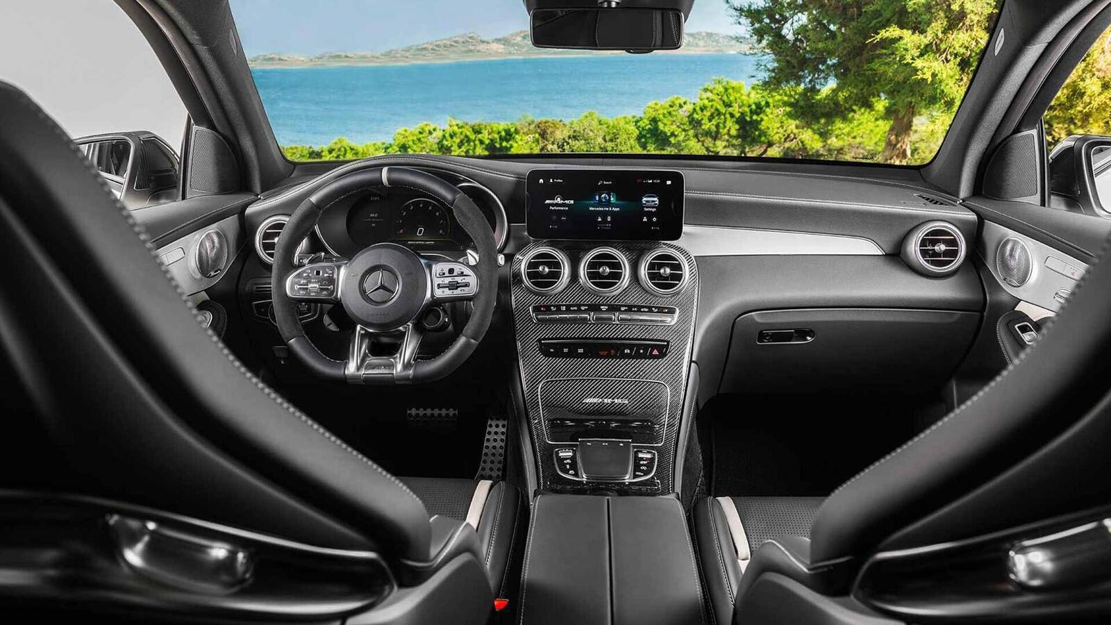 Mercedes-AMG giới thiệu GLC và GLC Coupe 63 mới lắp động cơ V8 4.0L Biturbo mạnh hơn 460 mã lực - Hình 19