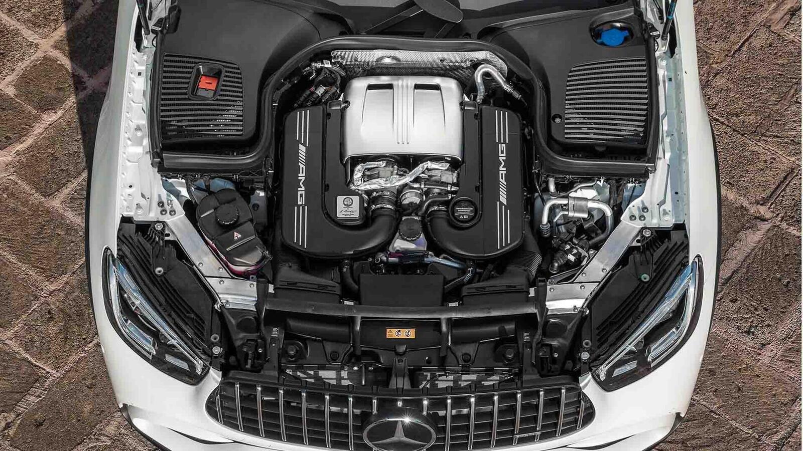 Mercedes-AMG giới thiệu GLC và GLC Coupe 63 mới lắp động cơ V8 4.0L Biturbo mạnh hơn 460 mã lực - Hình 21