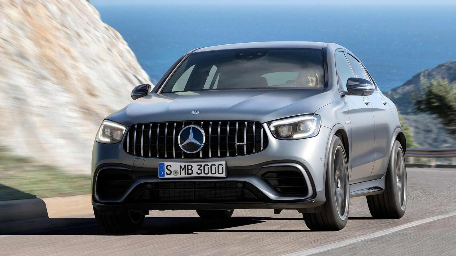 Mercedes-AMG giới thiệu GLC và GLC Coupe 63 mới lắp động cơ V8 4.0L Biturbo mạnh hơn 460 mã lực - Hình 2