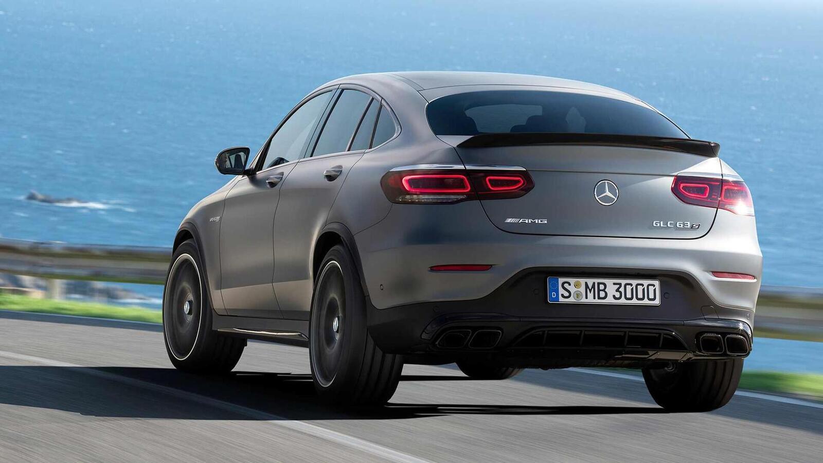 Mercedes-AMG giới thiệu GLC và GLC Coupe 63 mới lắp động cơ V8 4.0L Biturbo mạnh hơn 460 mã lực - Hình 22