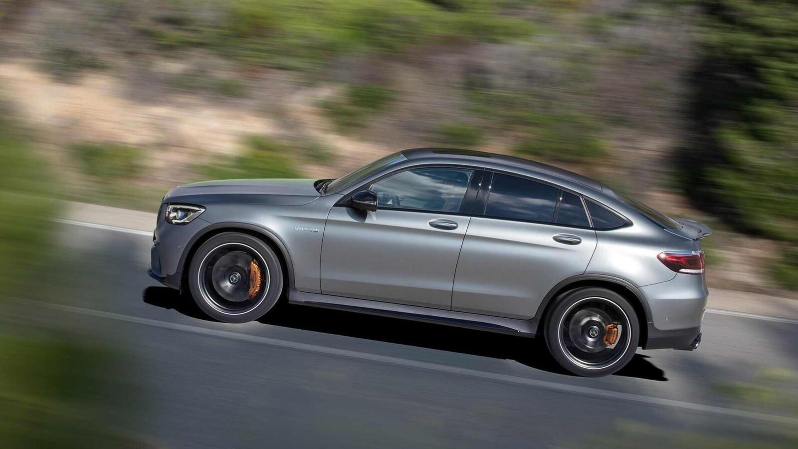 Mercedes-AMG giới thiệu GLC và GLC Coupe 63 mới lắp động cơ V8 4.0L Biturbo mạnh hơn 460 mã lực - Hình 23