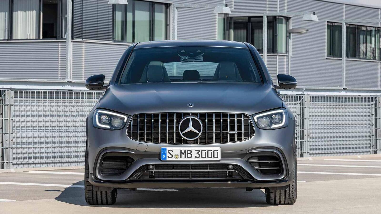 Mercedes-AMG giới thiệu GLC và GLC Coupe 63 mới lắp động cơ V8 4.0L Biturbo mạnh hơn 460 mã lực - Hình 24