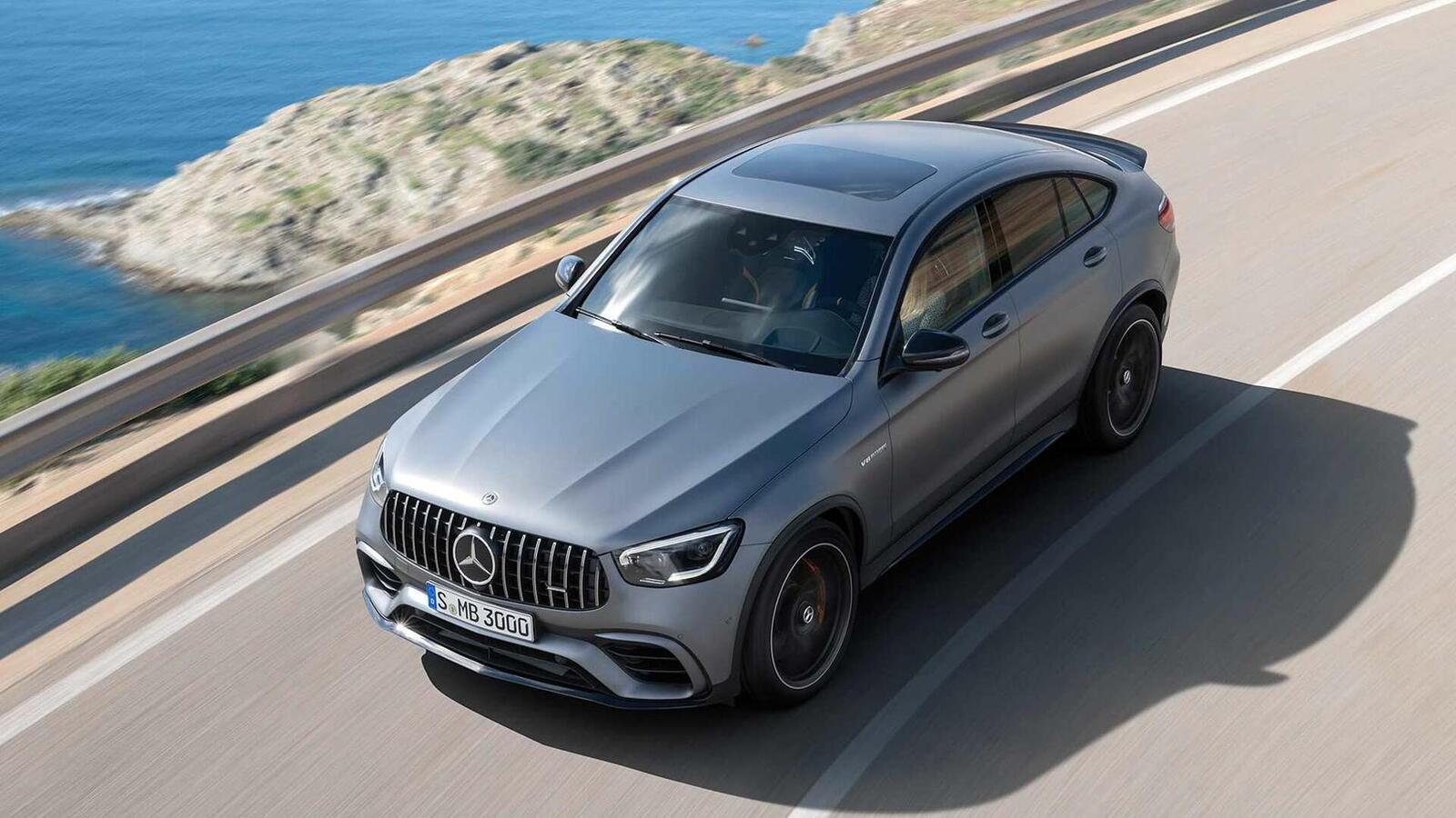 Mercedes-AMG giới thiệu GLC và GLC Coupe 63 mới lắp động cơ V8 4.0L Biturbo mạnh hơn 460 mã lực - Hình 25