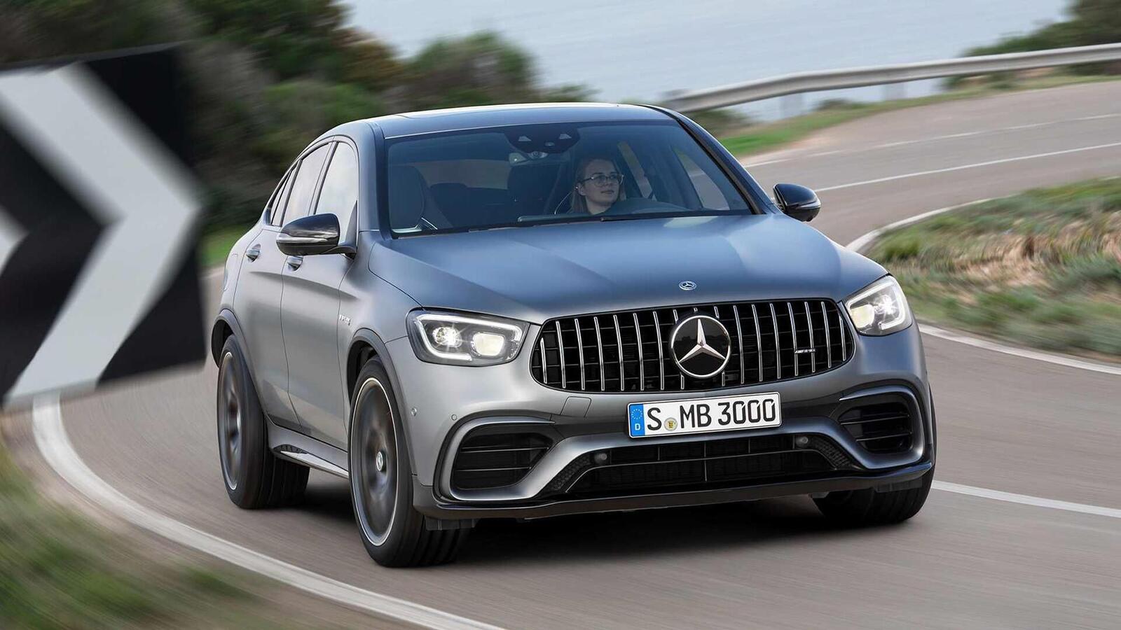 Mercedes-AMG giới thiệu GLC và GLC Coupe 63 mới lắp động cơ V8 4.0L Biturbo mạnh hơn 460 mã lực - Hình 26