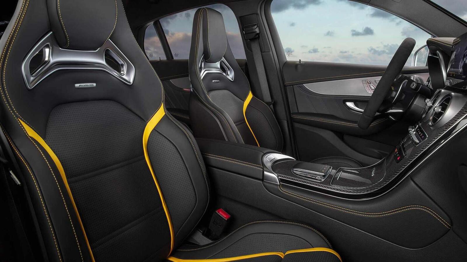 Mercedes-AMG giới thiệu GLC và GLC Coupe 63 mới lắp động cơ V8 4.0L Biturbo mạnh hơn 460 mã lực - Hình 30