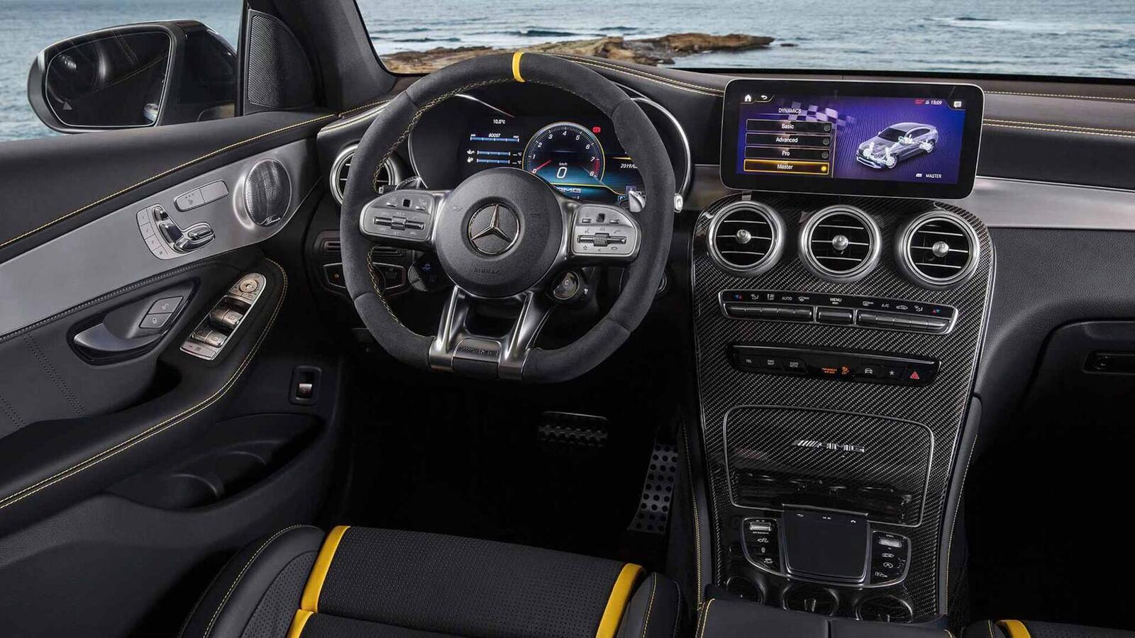 Mercedes-AMG giới thiệu GLC và GLC Coupe 63 mới lắp động cơ V8 4.0L Biturbo mạnh hơn 460 mã lực - Hình 31